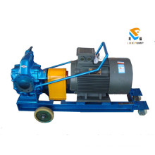 KCB Gear Oil Pump with Trolley