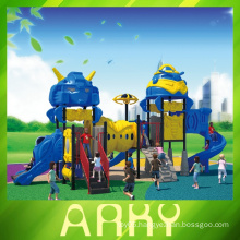 Robot S-slide creativity preschool kids game playground