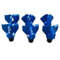 Water well drill cheaper price chevron type 3 baldes drag bit