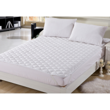 Hotel Quilted Mattress Topper dengan Elastic Band
