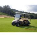 Beliebte 4 Seater Ce genehmigt Electric Golf Cart für Verkauf