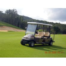 Carrito de golf eléctrico de 4 plazas (4 ruedas)
