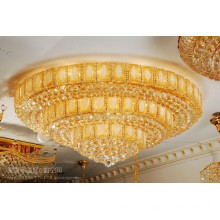 Sell crystal round ceiling light
