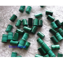 Natural Malachite Loose Beads