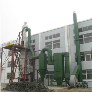 Cyclone separator for industrial dust remover