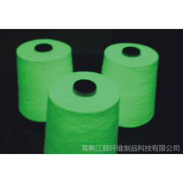Top Grade High Strength Acrylic and Cotton Luminous Yarn