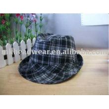 Sombrero de Fedora de la manera de 2013 / sombrero trilby