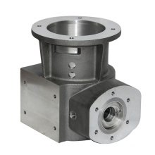 Chinese supplier Hot Sale customized aluminum casting product aluminum sand casting Low pressure die casting cnc machining