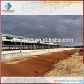 structure en acier hangar de moutons conception de bâtiments en acier à vendre