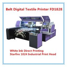Digital Textile Printer White Ink Printer