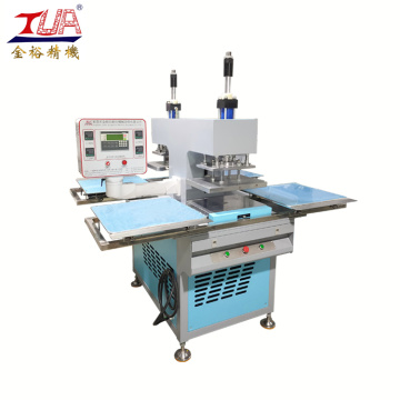 Portable hydraulic fabric embossing machine for t-shirt