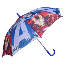 Auto Open Cartoon Druck Kind / Kinder / Kind Umbrella (SK-22)
