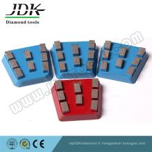 Df-9 Diamond Metal Bond Francfort pour le meulage à plat en marbre