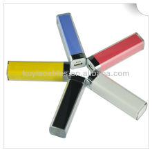 2600mAh batterie mini batterie portable pour iphone4 / 5 / Samsung / HTC