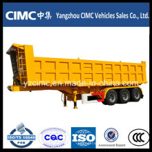 3-Axle Tipping Tipper Semi Trailer for Sale