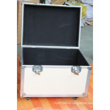 Custom Road Case with 4 PCS Wheels
