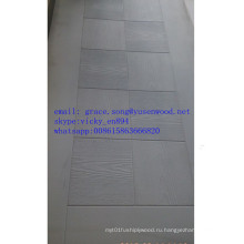 Оптовые декоративные межкомнатные деревянные шпонированные МДФ двери кожи Цена