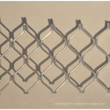 Treillis en aluminium de cambriolage