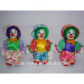 Decoration porcelain clowns
