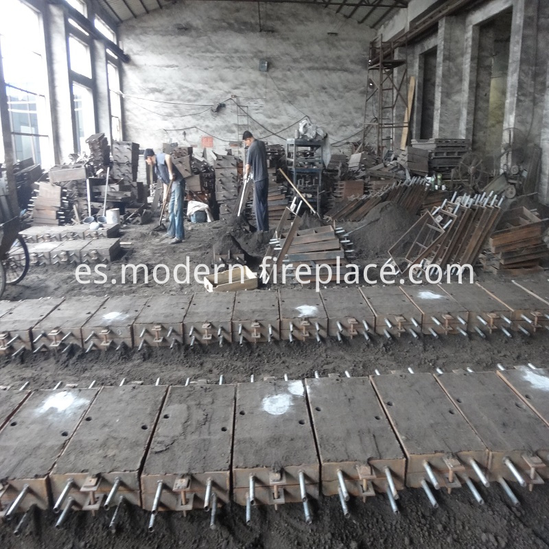 Cast Iron Stoves China Factory