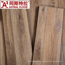 Heißer Verkauf HDF Waxing12mm Holzboden