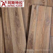 Vente chaude HDF Waxing12mm plancher en bois