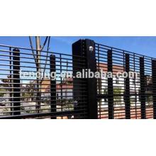Malla de prisión de malla de alta seguridad 358 / Panel de malla de soldadura de prisión