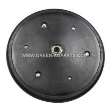 "AA39968 GA6439 John Deere 1x12"" Nylon Closing Wheel Assembly"