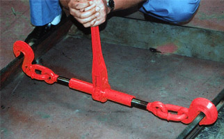chain load binder