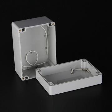 Protection résistant à la chaleur Boîte de jonction électrique en plastique de petite taille