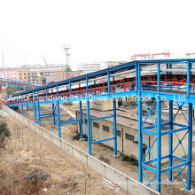 Conveyor System/Belt Conveyor System/Large Inclination Upward Belt Conveyor
