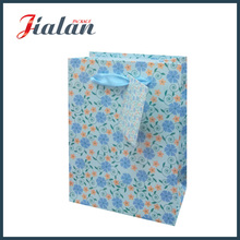 Customize Yiwu Factory Price Logo Printed Natural Design Paper Bag