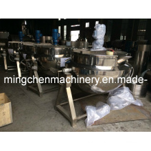 China First-Class Quality Agitation Jacketed Cooking Kettle 0086-13600670423