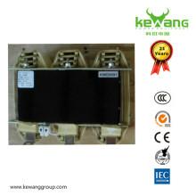 Calidad fiable y fácil de instalar transformador de aislamiento trifásico