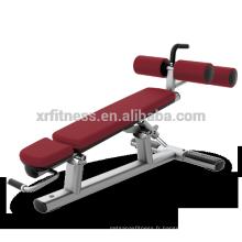 Fitness _Bodybuilding Machine_Crunch Banc XH923