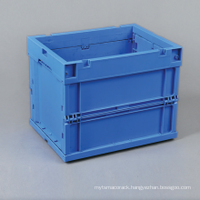High quality plastic collapsible container