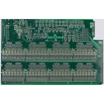 Industria militar de gran tamaño PCB multicapa
