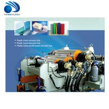processo de fabricação de folha de pvc