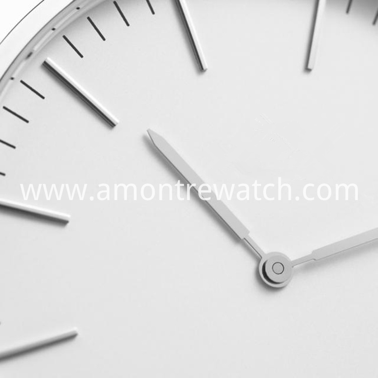 Classic Silver Dial