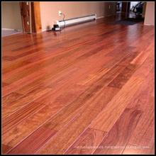 Smooth Surface Solid Jatoba Wood Flooring