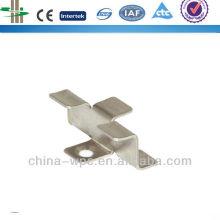 acessório de clip de aço inoxidável para placa de plataforma ecológica WPC