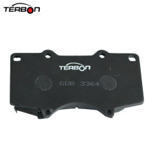 Original Quality Front Brake Pad for TOYOTA