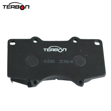 Original Quality Front Brake Pad for TOYOTA
