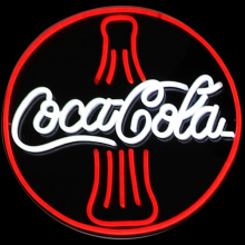 Logo COCA COLA LED NEON SIGN