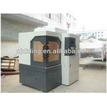 Mini fresadora CNC de molde de metal