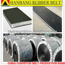 PVG solid woven conveyor belts 1600s X300M for coal mine