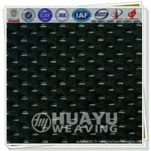 YN-5498,3d tissu à maillage double couleur