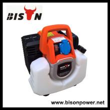 BISON (CHINA) Preço de Sine Wave Compacto Leve Apenas 8,5 kg Gerador de inversor digital BS1000I