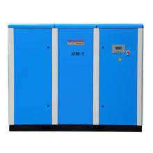 90kw/122HP August Variable Frequency Screw Air Compressor