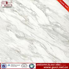 conception de sol en marbre à la maison et carreaux de porcelaine en cristal blanc carreaux de marbre